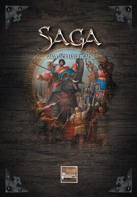 SAGA - Ära des Hannibal(Supplement) - Deutsch