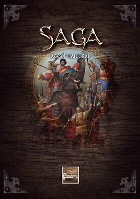 SAGA - Age of Hannibal (Supplement) - Deutsch