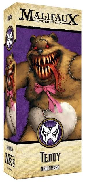 Malifaux 3rd Edition - Teddy - EN - Wyrd