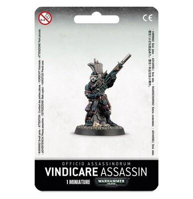 Vindicare Assassin - Officio Assassinorum- Warhammer 40.000 - Games Workshop