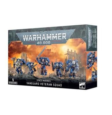 Space Marine Vanguard Veteran Squad Expugnatorgarde-Trupp - Space Marines - Warhammer 40.000 - Games Workshop