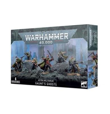 Astra Militarum Gaunts Geister Gaunt's Ghosts - Warhammer 40.000 - Games Workshop