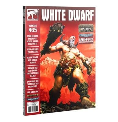 White Dwarf 465 - 2021 Juni (Deutsch) - Games Workshop