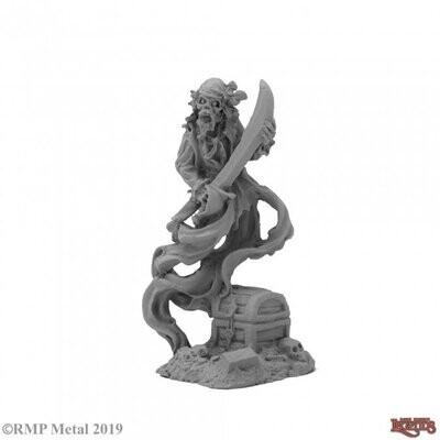Ghost Pirate Quartermaster - Reaper Miniatures
