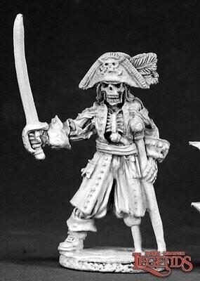 Captain Razig - Reaper Miniatures