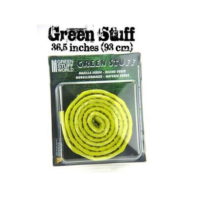 Green Stuff Modelliermasse Rolle 93 cm - Greenstuff World