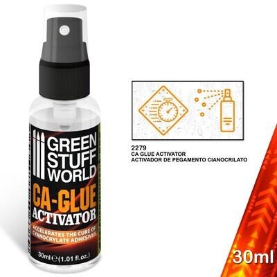 CA-Glue Activator - Cyanacrylat-Beschleuniger - Greenstuff World