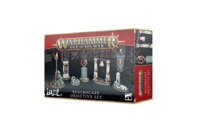 Warhammer AGE OF SIGMAR: REICHSLANDSCHAFTEN: ZIELE - Games Workshop