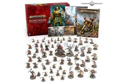 Warhammer AGE OF SIGMAR: VORHERRSCHAFT Dominion (DEUTSCH)  - Games Workshop