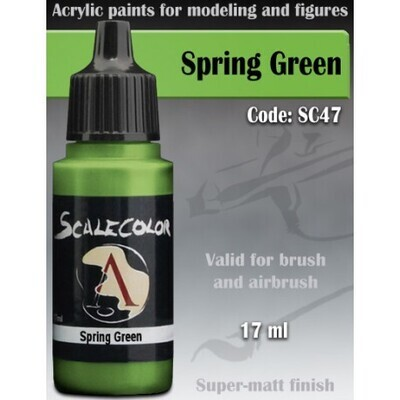 spring green - Scalecolor - Scale75