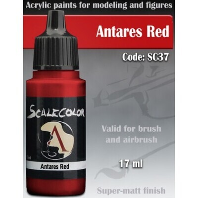 ANTARES RED - Scalecolor - Scale75