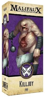 Malifaux 3rd Edition - Killjoy - EN - Wyrd