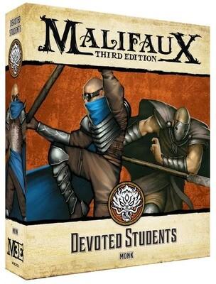 Malifaux 3rd Edition - Devoted Students - EN - Wyrd