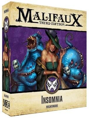 Malifaux 3rd Edition - Insomnia - EN - Wyrd