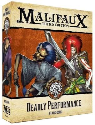 Malifaux 3rd Edition - Deadly Performance - EN - Wyrd