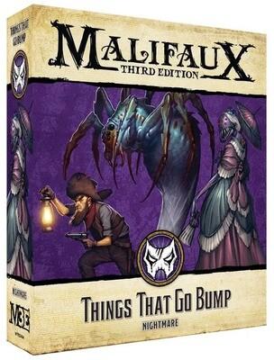 Malifaux 3rd Edition - Things That Go Bump - EN - Wyrd