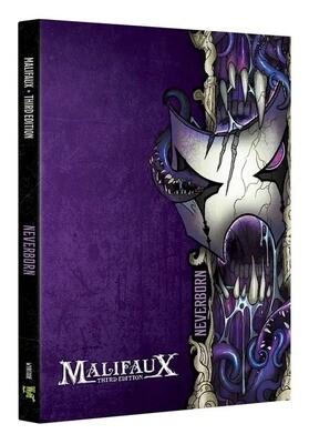 Malifaux 3rd Edition - Neverborn Faction Book - EN - Wyrd