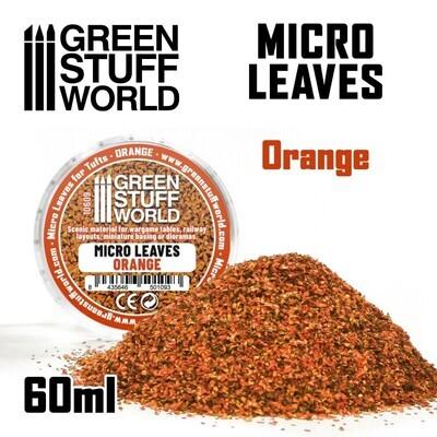 MIKROBLÄTTER - Mix Orange - Greenstuff World
