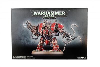 MO: Chaos Space Marines Helbrute - Warhammer 40.000 - Games Workshop