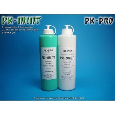 PK-Sil-Mint-Silikon-A20-(500+500g) - Silikon