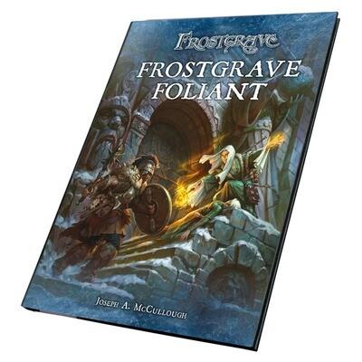 Frostgrave Foliant (Deutsch) - Osprey/Northstar