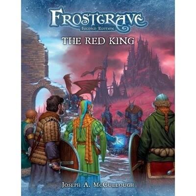 Frostgrave: The Red King - Osprey/Northstar