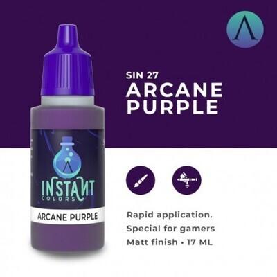 ARCANE PURPLE Instant Colors - Scalecolor - Scale75