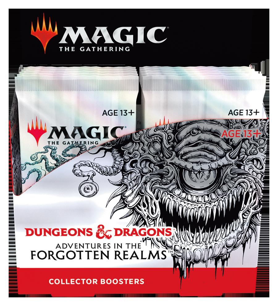 MTG - Adventures in the Forgotten Realms Collector's Booster Display (12 Packs) - EN