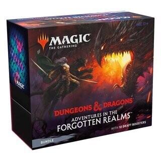 MTG - Adventures in the Forgotten Realms Bundle - EN- Magic
