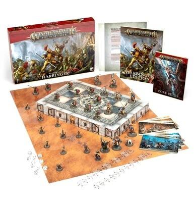 Heroldbanner-Starterset für Warhammer Age of Sigmar - Games Workshop