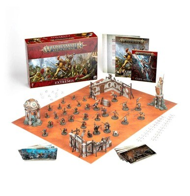 Warhammer Age of Sigmar Extremis Starter Set (Englisch) - Games Workshop
