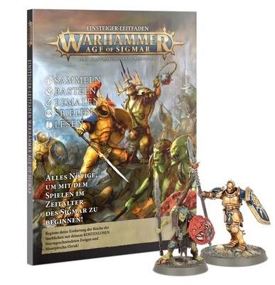 Getting Started Einsteigerleitfaden: Warhammer Age of Sigmar - Games Workshop