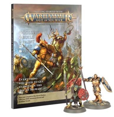 Getting Started With Warhammer Age of Sigmar (Englisch) - Einsteiger