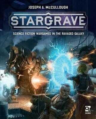 Stargrave - Science Fiction Wargame