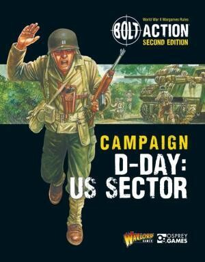 Campaign D-Day: US Sector  - Bolt Action