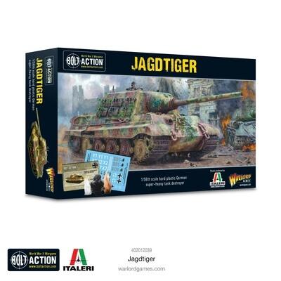 Jagdtiger - German - Bolt Action