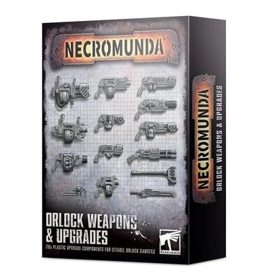Waffen & Upgrades für Orlock - Necromunda - Games Workshop