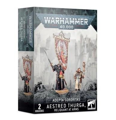 Aestred Thurga, Reliquiaris - Adepta Sororitas - Warhammer 40.000 - Games Workshop