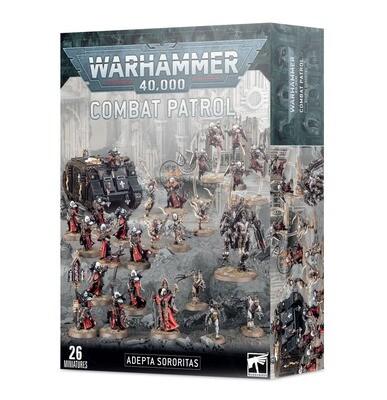 Kampfpatrouille: Adepta Sororitas Combat Patrol - Warhammer 40.000 - Games Workshop