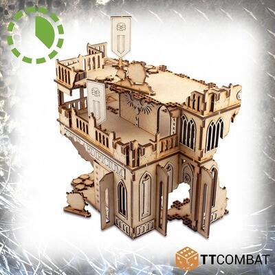 Gothic Ruined Opus Aedificium - TTCombat