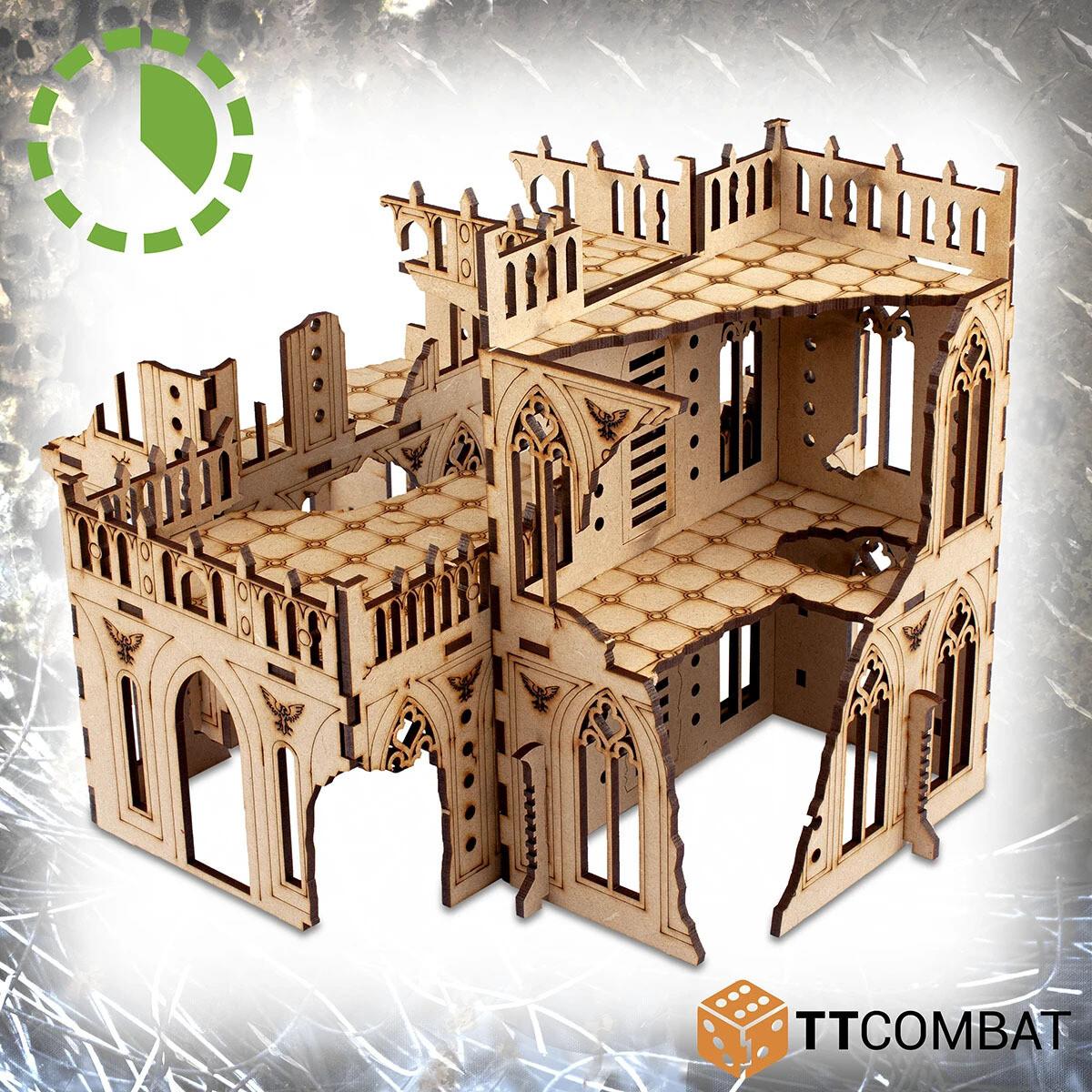 Ruined Academium - TTCombat