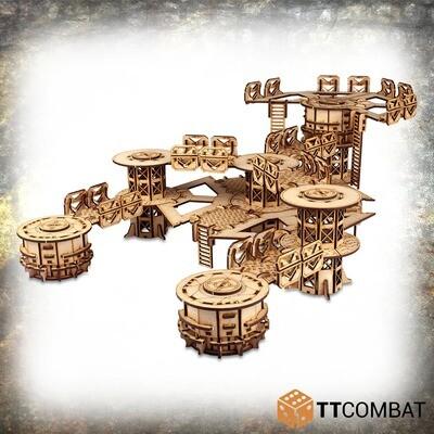 Sector 3 - Delta Complex - TTCombat - Kingsley