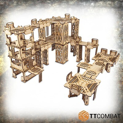 Sector 1 - Beta Complex - TTCombat
