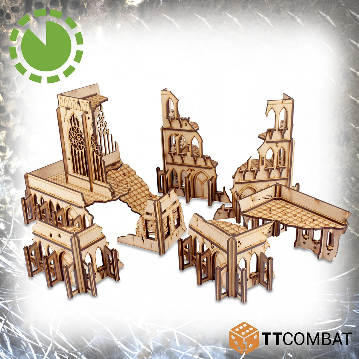 Hallowed Ruins - TTCombat