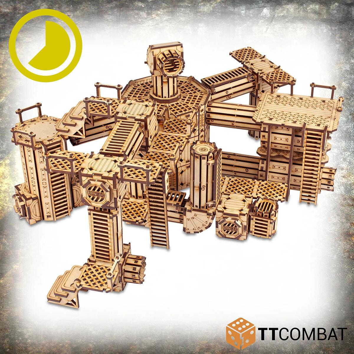 Sector 4 - Air Scrubbing Plant - TTCombat