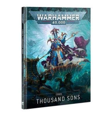 Codex: Thousand Sons (Englisch) - Warhammer 40.000 - Games Workshop