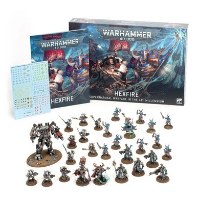 Hexfire (Englisch) - Warhammer 40.000 - Games Workshop