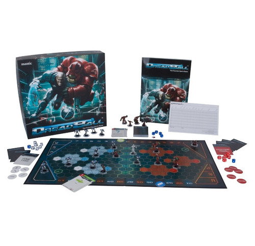 Dreadball - The Futuristic Sports Game (e)