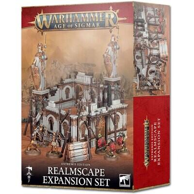 Warhammer Age of Sigmar: Extremis Edition – Realmscape Expansion Set - Games Workshop