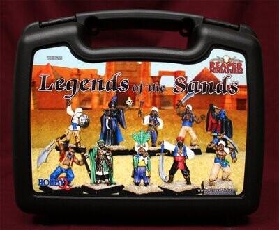 Legends of the Sands - Arabian Adventurers - Reaper Miniatures